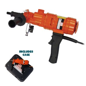 CORE CUT HANDHELD CORE DRILL WITH CASE
