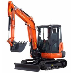 kubota excavator 3 ton
